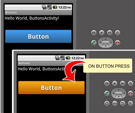 android buttons tips for designing website gui silverlight html