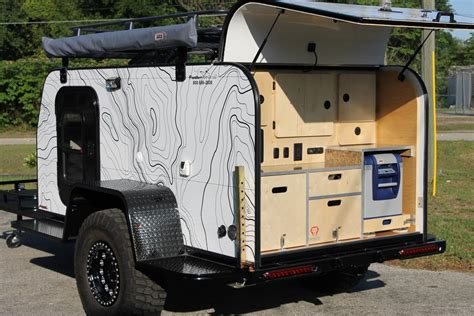 and the panther trailer a ralphecoyote expedition portal trailer build autos post