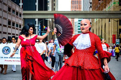 motor city pride  parade photo gallery pride source