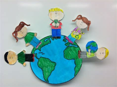 world crafts for 58 best images about earth day activities on