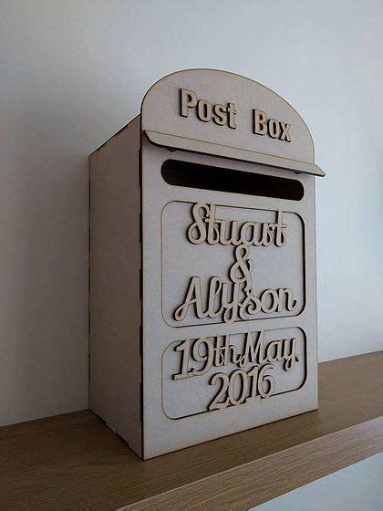 Wedding Post Ideas by Wedding Post Box Mailbox Wedding Cards Box By