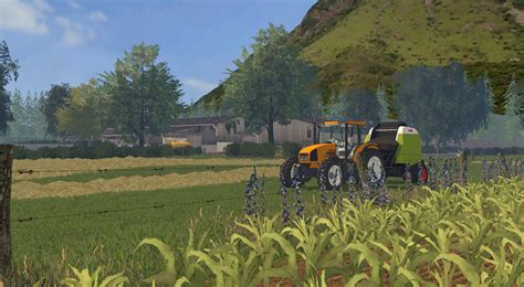 Ls In La by La Vall 201 E Du Cantal For Fs 15 Farming Simulator 2015