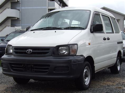 Toyota Townace Dx Toyota Townace Dx 2003 Used For Sale