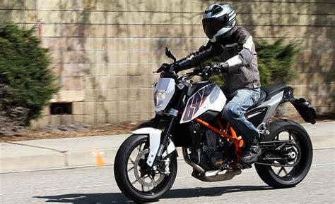 Ktm Commuter Top 10 City Commuter Motorcycles