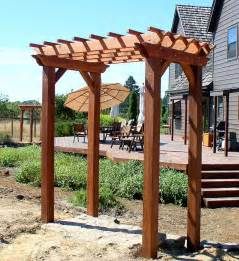 Small Pergola Designs Woodwork Small Pergola Plans Pdf Plans