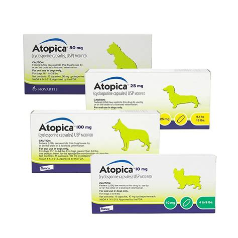 cyclosporine for dogs atopica cyclosporine 15 capsules atopica dosage for dogs allivet