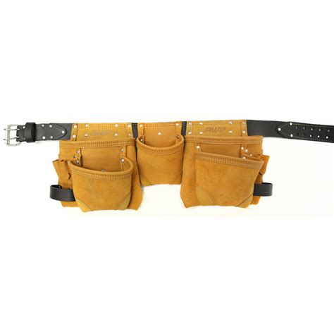 Awp Plumbing And Heating by Shop Awp General Construction Leather Tool Apron At Lowes