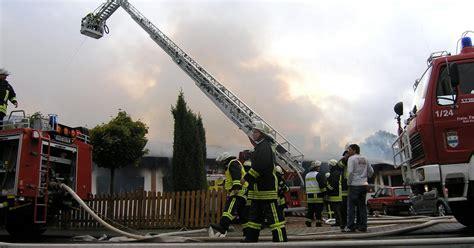 Schreinerei Bad Kreuznach by Schreinerei In Wallhausen Stand Lichterloh In Flammen 100