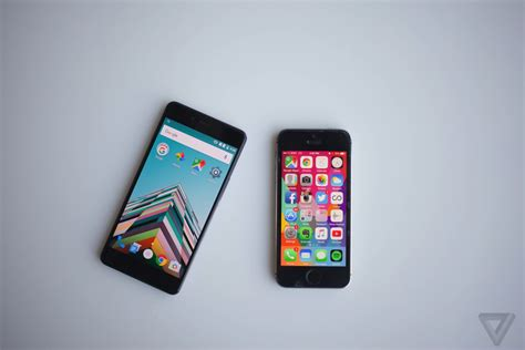 X Iphone 5 oneplus x meet the iphone 5s the verge