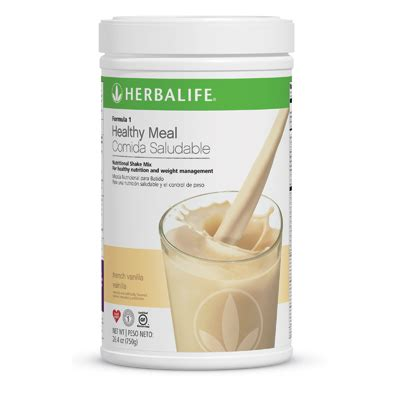 Promo Herbalife 3 Vanila 1 Cell U Loss 1 Aloevera 1 formula 1 healthy meal nutritional shake mix