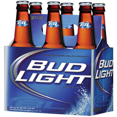 how much is a six pack of bud light how much does a six pack of bud light cost