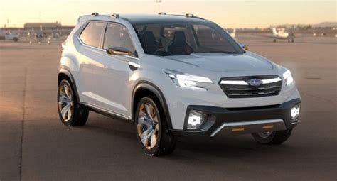 New Subaru Forester 2018 by 2018 Subaru Forester Xt Redesign Concept Release Date