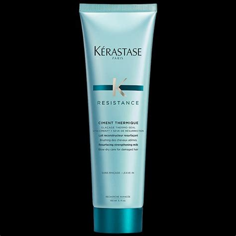 Sho Kerastase k 233 rastase resistance ciment thermique glacage thermo seal 125ml gorgeous shop
