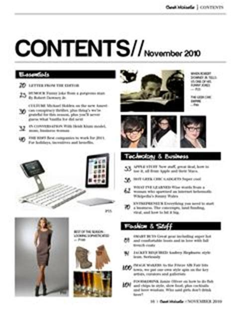 magazine layouts studies alexmatsondmt 1000 images about gcse media studies magazine contents