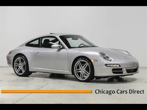 how to learn all about cars 2005 porsche carrera gt on board diagnostic system chicago cars direct presents a 2005 porsche 911 carrera coupe 997 6 speed manual youtube