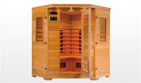 Colonne De Pas Cher 2920 by Sauna Infrarouge Hamina Sauna Infrarouge 135x64x100x193