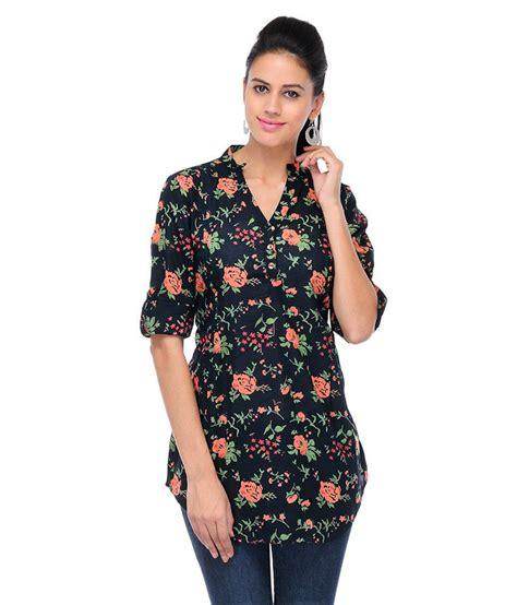 N1 Tenun Blouse Tunic stilestreet navy cotton tunics buy stilestreet navy cotton tunics at best prices in