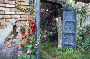 Secret Garden Door Wall Fading From View Prospect Magazine