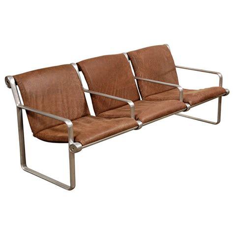 sling sofa hanna morrison 3 seat airport sling sofa