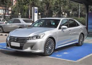 Toyota Crown 2015 Exclusive 2015 Toyota Crown Will Has 2 0l Turbo Engine 8