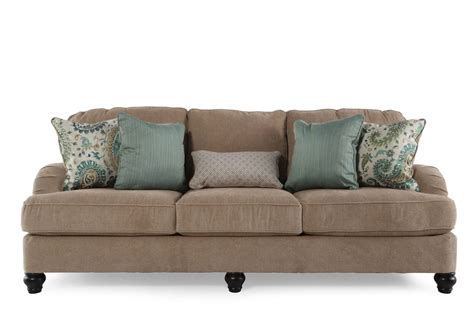 mathis brothers furniture sofas lochian bisque sofa mathis brothers furniture