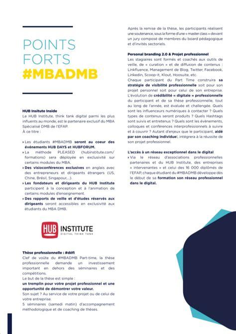 Pace Mba Marketing mba digital marketing business efap part time
