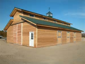 Barn Roof Types Monitor Style Post Frame Barn Mid Size Barns