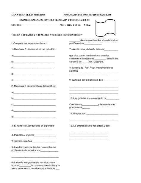preguntas de cultura general argentina con respuestas examenes mensuales ii bimestre 2013