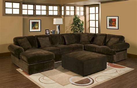 chocolate sectional sofa set with chaise brown sectional sofa with chaise home furniture design