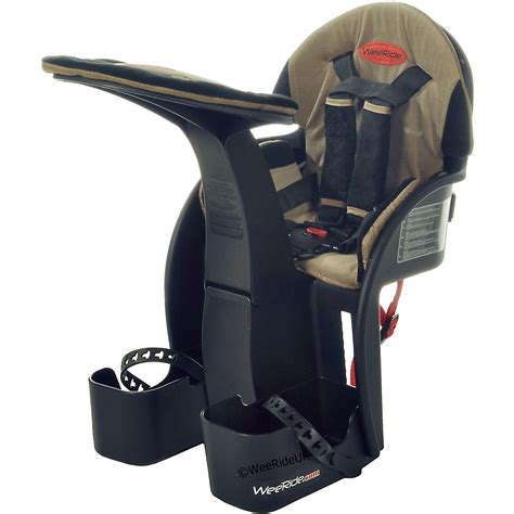 bicycle baby seat front singapore wiggle weeride safe front deluxe bike seat child seats