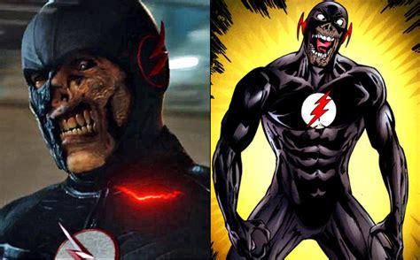 Flash L by The Flash Podr 237 A Haber Introducido A Black Flash Para Su