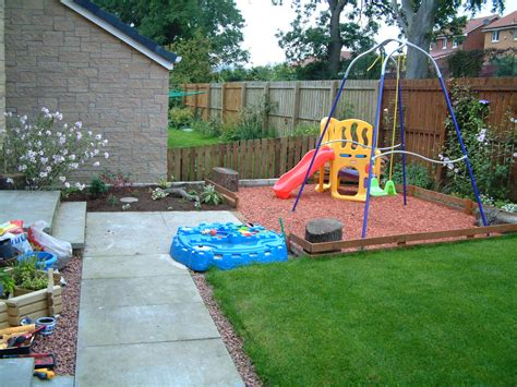 Backyard Play Area Landscaping by Garden Play Areas Gardening Play Areas