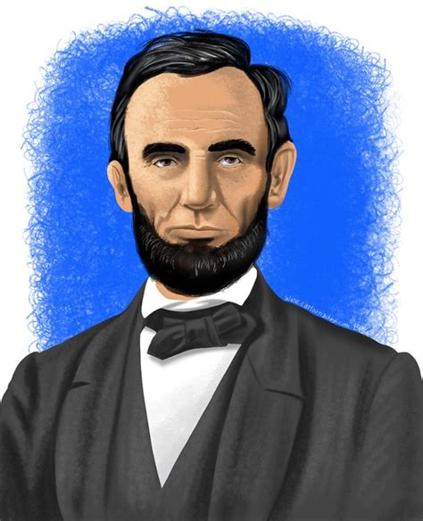 what color was abraham lincoln color portrait of president abraham lincoln