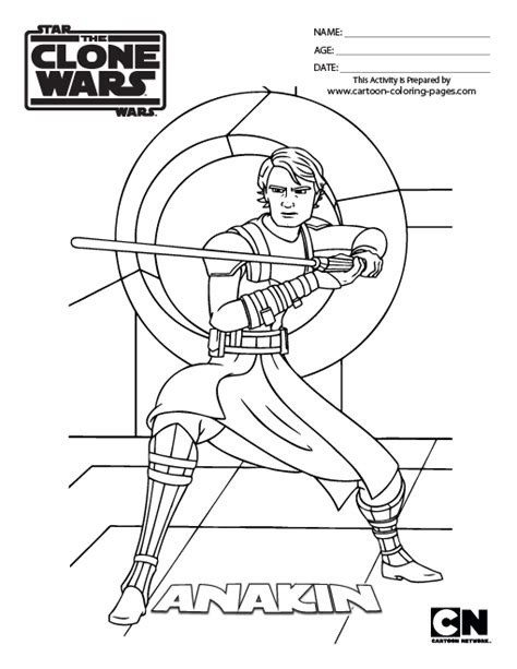 coloring pages online star wars free go clone wars coloring pages