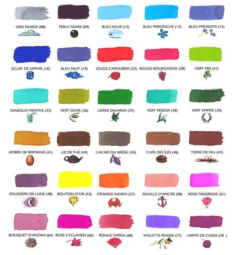 color con j ladrones de cuadernos colores de tinta j herbin