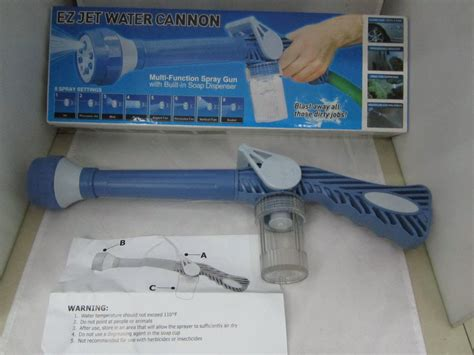 Harga Ez Jet Water Canon Biru pusat barang murah ez jet water cannon alat semprot air