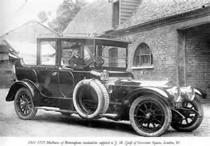 1918 Rolls Royce Michel E T D Vlasto Background Friends Family 1888 1918