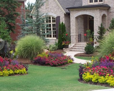 Southern Landscaping Ideas For Front Of House Southern Garden Ideas