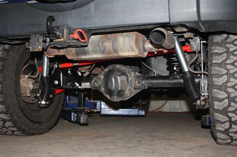 jeep jk track bar adjustable rear track bar jeep jk wrangler with 0 quot 6 quot lift