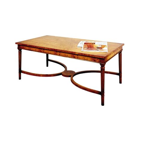 Yew Coffee Table Yew Coffee Table Titchmarsh Goodwin