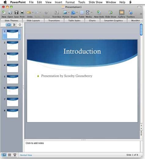Tutorial Powerpoint Mac 2008 | microsoft powerpoint for mac 2008 tutorial