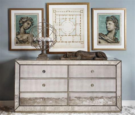Hello Dresser And Mirror by Omni Mirrored Dresser
