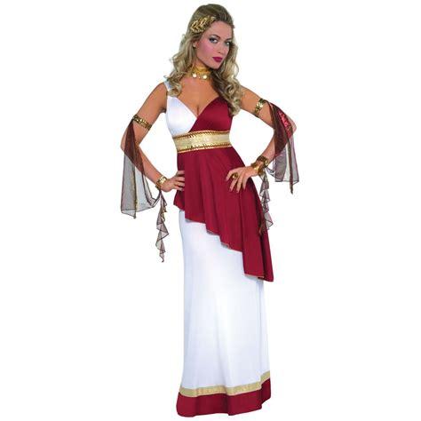 Wardrobe Fancy Dress by Goddess Grecian Fancy Dress Costume Womens