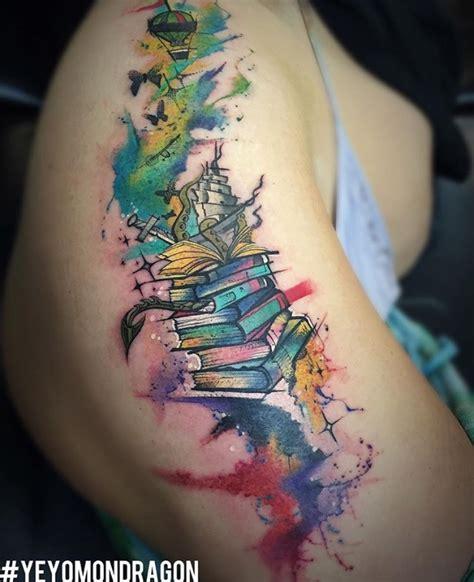 yeyo mondragon watercolor tattoo certified customs