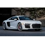 Audi R8 V10 2017 US Wallpapers And HD Images  Car Pixel