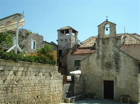 Split House Panoramio Photo Of Marco Polo 180 S Birth House In Korcula