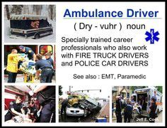 Ambulance Driver Meme - ems humor on pinterest ambulance minions and flyers