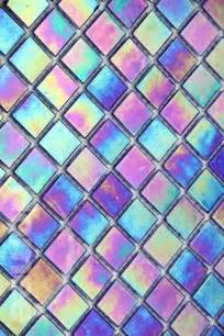 iridescent color tile iridescent tile and rainbows on