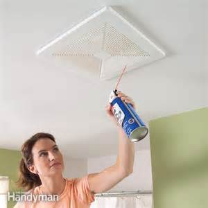 how to clean bathroom ceiling how to clean a bathroom exhaust fan