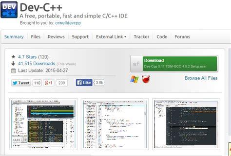 c tutorial for dev c tutorials course setup installing c and devc